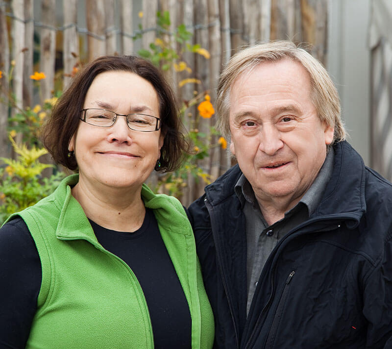 Rosemarie Hagen-Sigl und Wolfgang Sigl